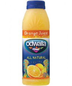 Odwalla Orange Juice Drink