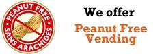 Peanut Free Vending