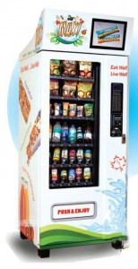 Healthy fresh vending machines in Ontario, Canada